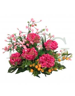 Red Blossom (Artificial)